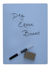 cool dorm room stuff - dry erase board