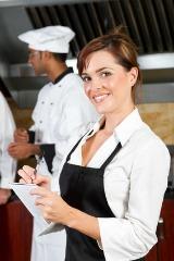 College Waitress