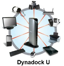 Toshiba Laptops - Dynadock U