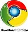 Google Chrome Button